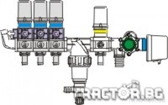 Пръскачки ARAG - блокове за пръскане 2 - Трактор БГ