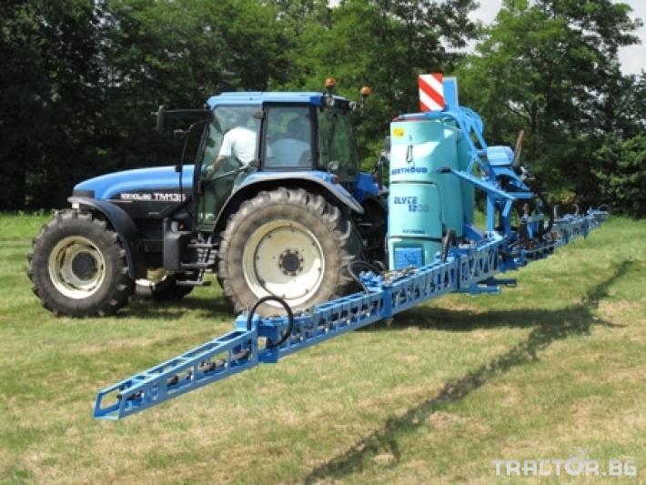 Пръскачки Навесна пръскачка Berthoud Elyte 0 - Трактор БГ