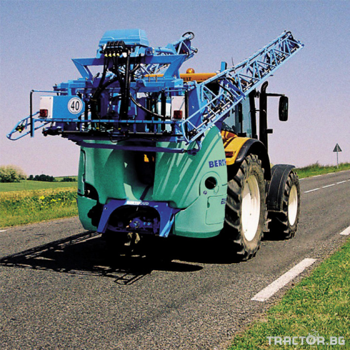 Пръскачки Навесна пръскачка Berthoud Elyte 1 - Трактор БГ