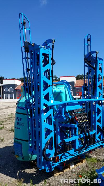 Пръскачки Навесна пръскачка Berthoud Elyte 2 - Трактор БГ