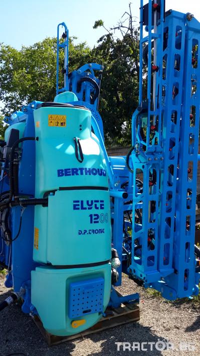 Пръскачки Навесна пръскачка Berthoud Elyte 3 - Трактор БГ