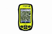 Trimble Juno 3D мобилен компютър и мобилен телефон