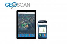 Мобилно приложение GeoSCAN