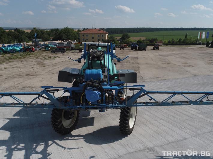 Самоходни пръскачки Самоходна пръскачка Berthoud Raptor 4240 Ax 24 Ec Tronic 0
