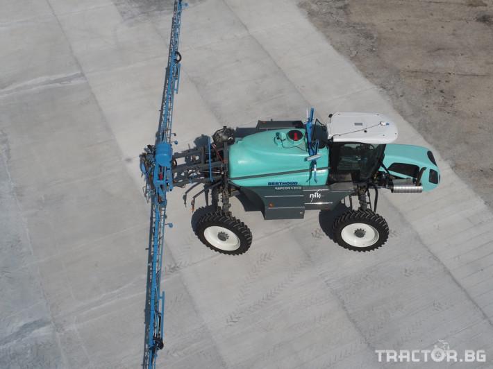 Самоходни пръскачки Самоходна пръскачка Berthoud Raptor 4240 Ax 24 Ec Tronic 2