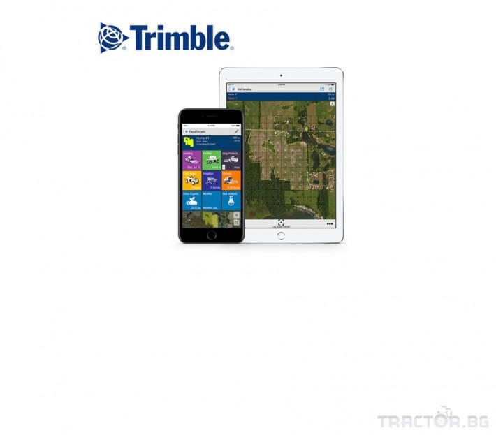 Прецизно земеделие Земеделски софтуер Trimble Ag Pro 0