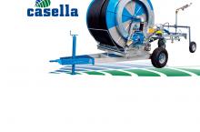 Макари Casella – прибиране с турбина
