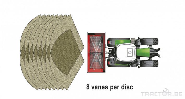 Торачки Kverneland Exacta CL GEOSPREAD 5 - Трактор БГ