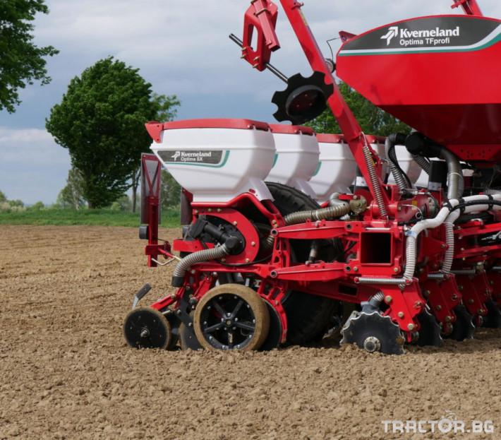 Сеялки Kverneland Сеялка Optima SX 0 - Трактор БГ