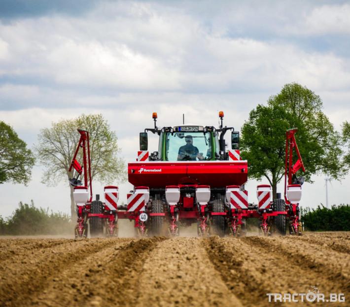 Сеялки Kverneland Сеялка Optima SX 5 - Трактор БГ