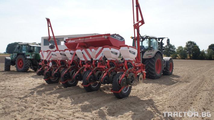 Сеялки Kverneland Сеялка Optima SX 1 - Трактор БГ