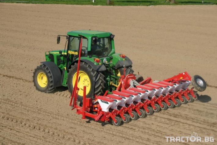 Сеялки Kverneland Optima Standard 0 - Трактор БГ