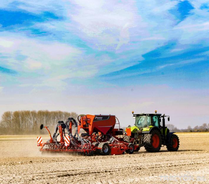 Сеялки Kverneland U drill 0 - Трактор БГ