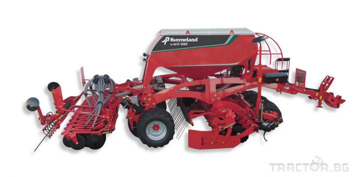Сеялки Kverneland U drill 1 - Трактор БГ
