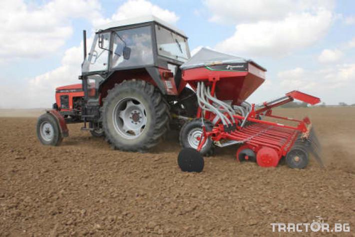 Сеялки Kverneland DL 0 - Трактор БГ