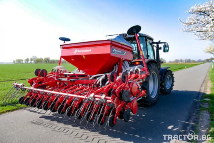 Сеялки Kverneland DL 2 - Трактор БГ
