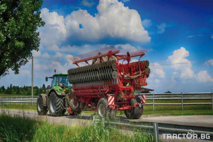 Сеялки Kverneland DG II 2 - Трактор БГ