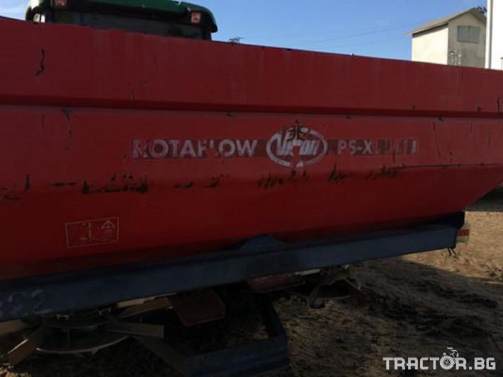 Торачки Навесна двудискова торачка Kverneland VICON ROTAFLOW RS XL 1