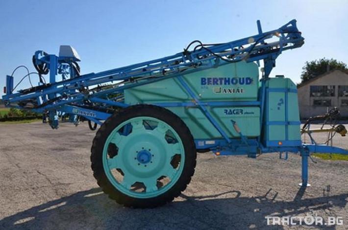 Пръскачки Berthoud Racer Classic 32 3 - Трактор БГ