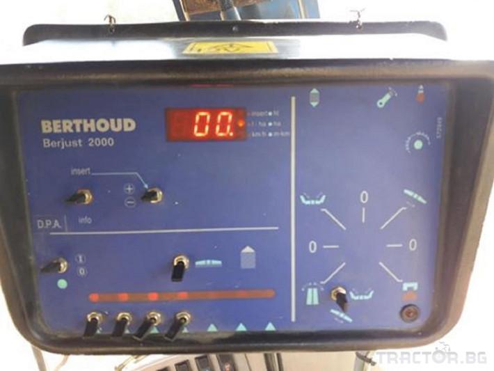 Пръскачки Berthoud Racer Classic 32 6 - Трактор БГ