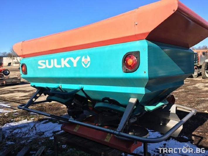 Торачки Sulky X 36 ПРОДАДЕНО 1 - Трактор БГ