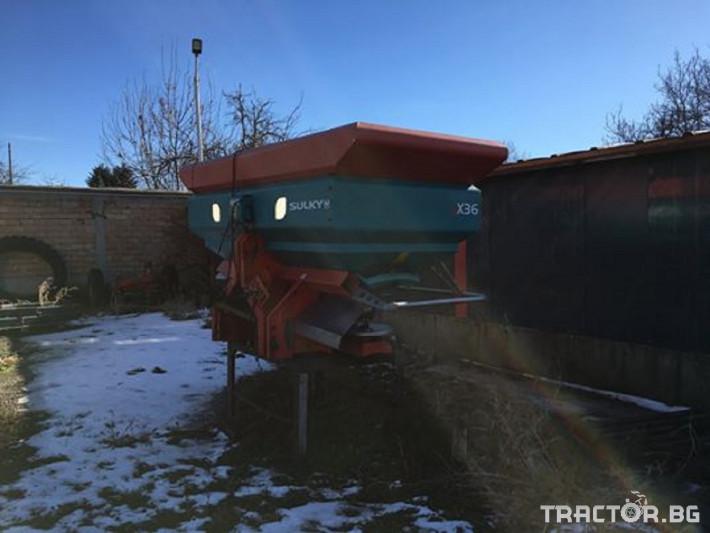Торачки Sulky X 36 ПРОДАДЕНО 4 - Трактор БГ