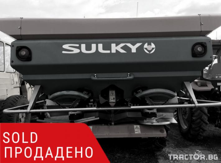 Торачки Sulky X 36 ПРОДАДЕНО 0 - Трактор БГ